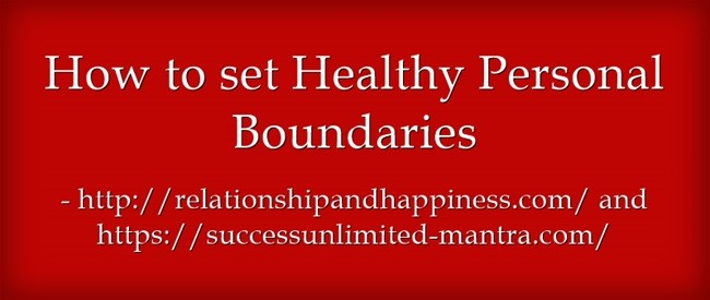 How-to-set-Healthy-Personal-emotional-Mental-Physical-Boundaries
